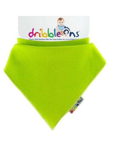 Sock Ons - Dribble Ons Brights Lime