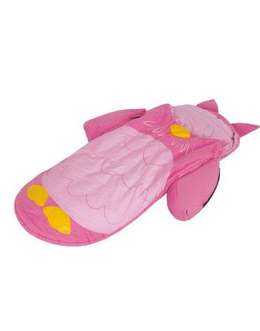Łóżeczko turystyczne ze śpiworem Sowa LittleLife