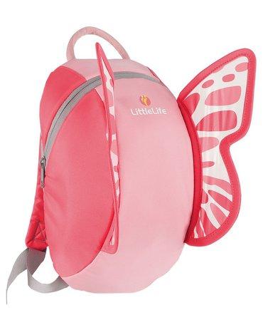 Duży plecak LittleLife Animal Motylek 3+