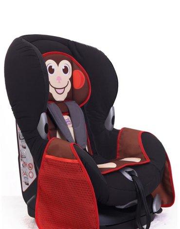 Wkładka, organizer do fotelika samochodowego Koo-di - Małpa