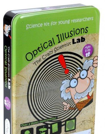 The Purple Cow - Zestaw do robienia eksperymentów Purple Cow - Iluzje optyczne