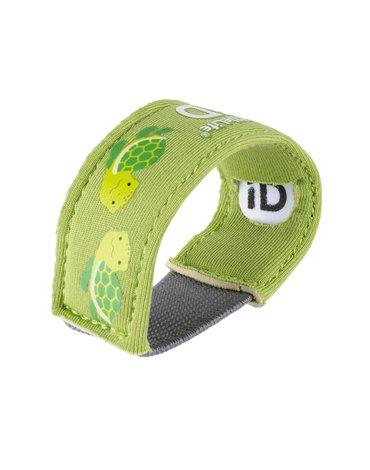 Neoprenowa opaska informacyjna ID LittleLife - Żółw