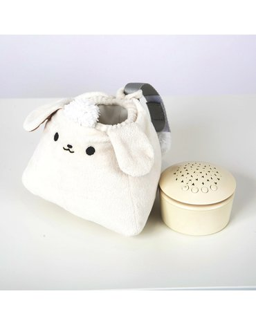 Projektor z pozytywką Little Lumies PurFlo - Lamb