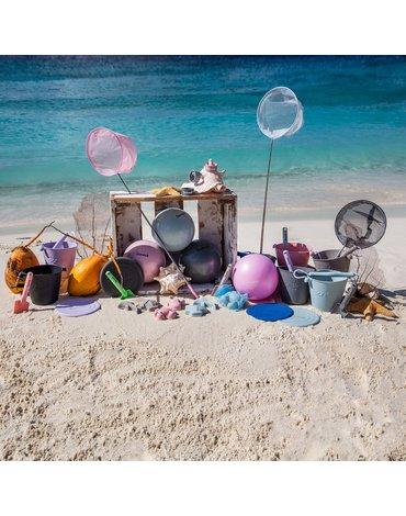 Funkit world - Składane wiaderko do wody i piasku Scrunch Bucket - Pomarańczowy