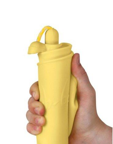 Funkit world - Składane wiaderko do wody i piasku Scrunch Bucket - Pastelowy Żółty