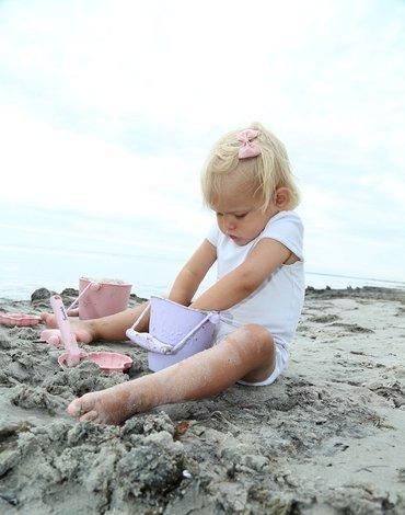 Funkit world - Składane wiaderko do wody i piasku Scrunch Bucket - Lila