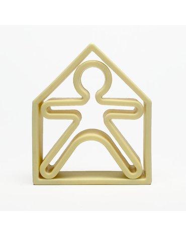 Moluk - DENA Kid + House YELLOW PASTEL