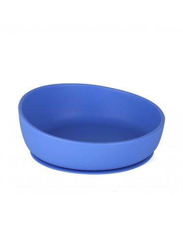 Bickiepegs - Miseczka-Talerzyk Doidy Bowl z przyssawką - niebieski