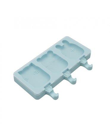 Silikonowe foremki do lodów We Might Be Tiny - Minty Green
