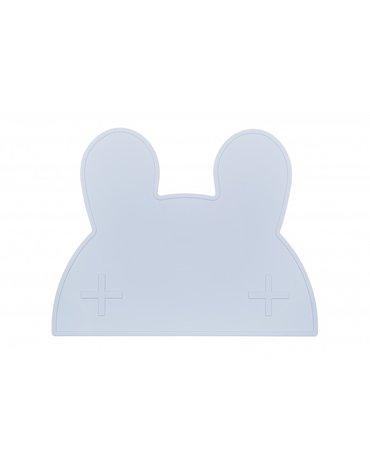 Silikonowa podkładka Króliczek We Might Be Tiny - Powder Blue