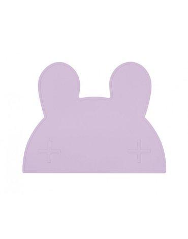 Silikonowa podkładka Króliczek We Might Be Tiny - Lilac