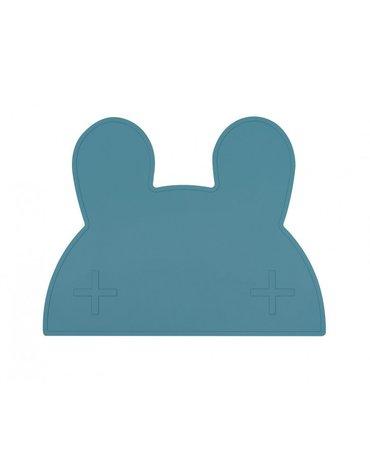 Silikonowa podkładka Króliczek We Might Be Tiny - Blue Dusk