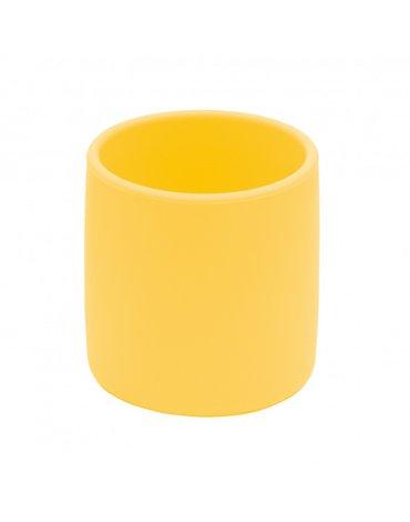 Silikonowy kubek We Might Be Tiny - Yellow