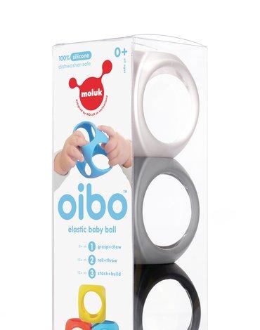 Moluk - Zabawka kreatywna Oibo 3 pack - kolory monochromatyczne