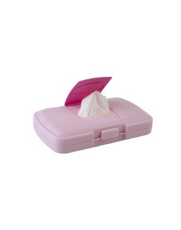 Przewijak w etui z miejscem na pieluchy i chusteczki, Flower Power, b.box