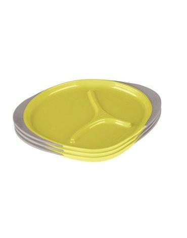 Talerzyk trójdzielny, Lemon Sherbet, b.box