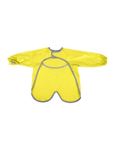 Fartuszek-śliniaczek wodoodporny z rękawami, Lemon Sherbet, b.box