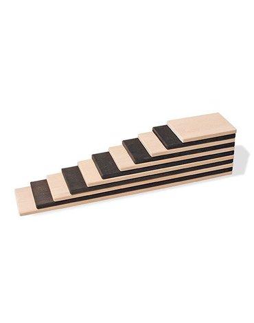 Płyty do budowania, kolekcja naturalna 0+, monochromatyczne, Grimm's