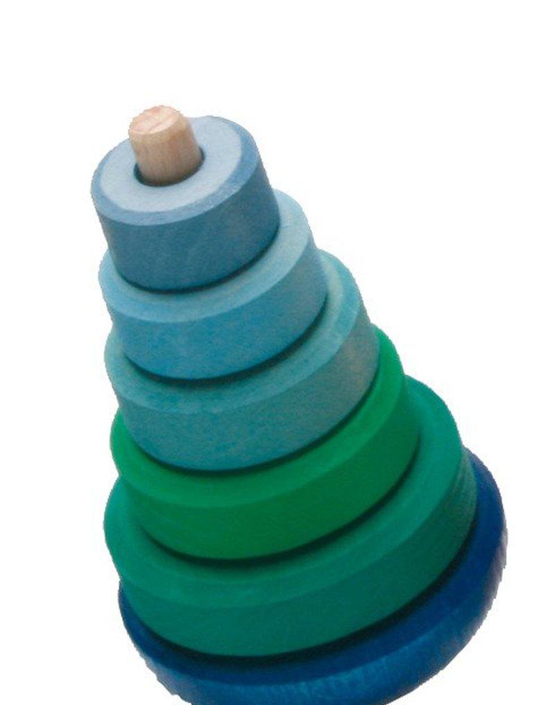 Wieża 1+, niebieska, Grimm's