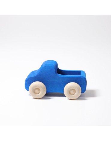 Samochodzik 1+, niebieski, Grimm's