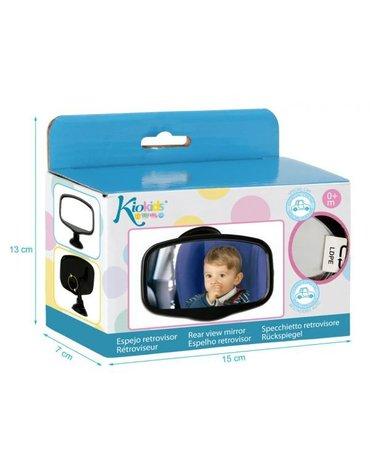 Lusterko prostokątne wsteczne do obserwacji dziecka, KioKids