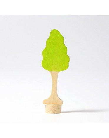 Drewniana figurka, Drzewo Brzoza, Grimm's