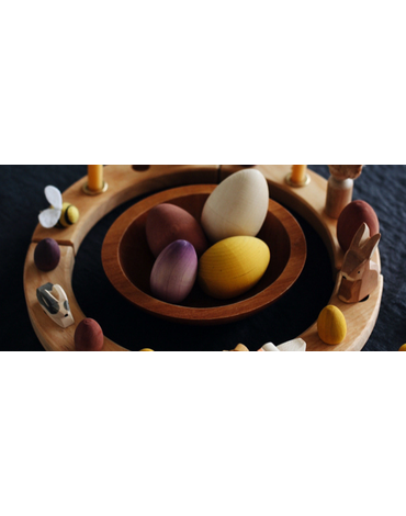 Drewniana figurka, Rozgwiazda, Grimm's