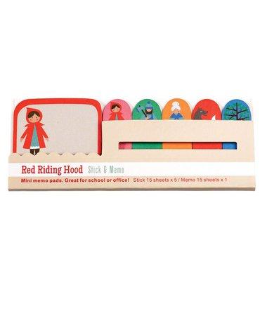 Karteczki samoprzylepne, Czerwony Kapturek, Rex London