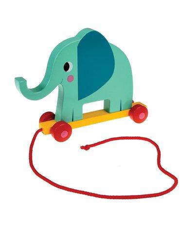 Zabawka do ciągnięcia, Słoń Elvis, Rex London