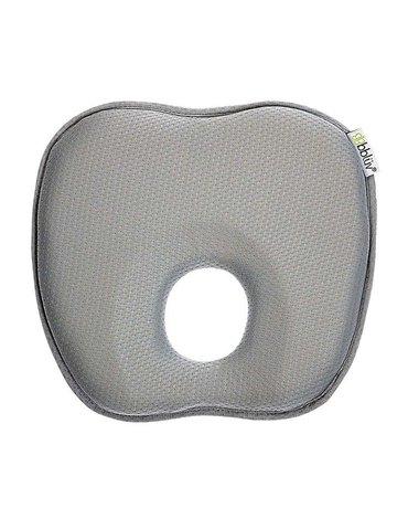 Poduszka ortopedyczna dla niemowlaka Pilö, ciemnoszary, bblüv