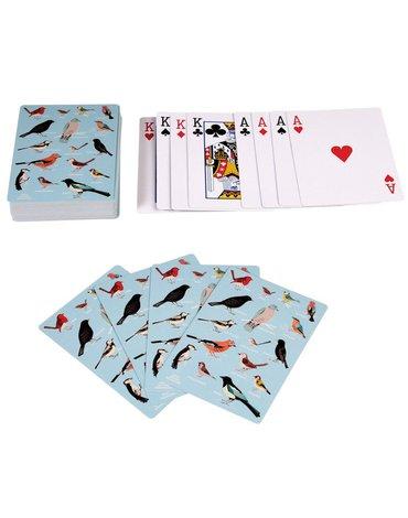 Karty do gry w puszce, Ptaki, Rex London