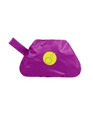b.box Fartuszek-śliniaczek wodoodporny z rękawami, Passion Splash,