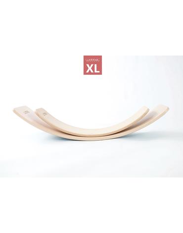 Deska do balansowania XL z filcem, Sky, Wobbel