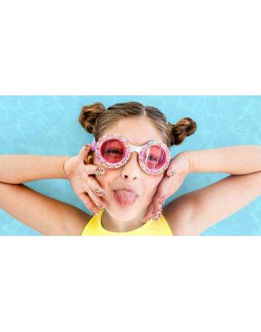 Okulary do pływania, Posypka Cukrowa, Bling2O