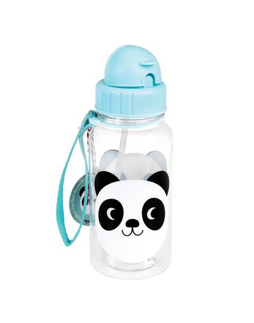 Bidon ze słomką 500 ml, Panda Miko, Rex London