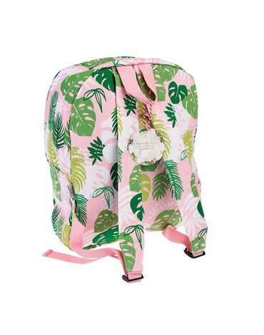 Plecak, duży, Tropikalne Palmy, Rex London