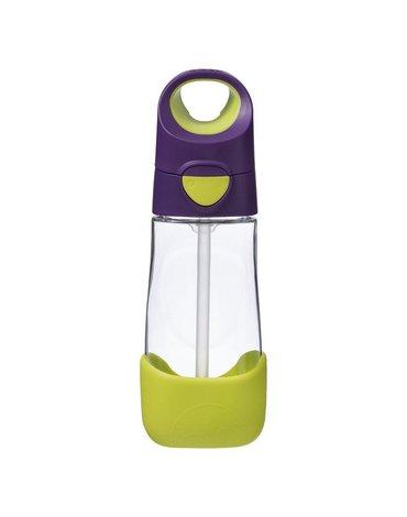 b.box Butelka tritanowa ze słomką 450 ml, Passion Splash,