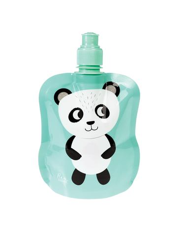 Bidon zwijalny na wodę 200 ml, Panda Miko, Rex London