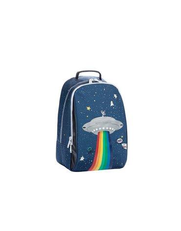 Plecak James, Statek Kosmiczny, Jeune Premier