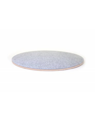 Deska do balansowania 360 z filcem, Baby Mouse, Wobbel