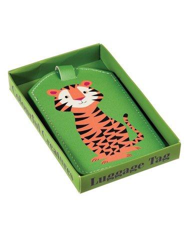 Zawieszka na bagaż, Tygrys Teddy, Rex London