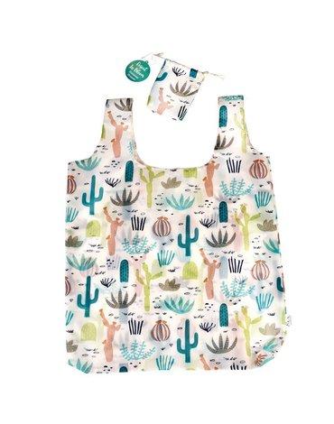 Zwijana torba na zakupy, Kaktusy, Rex London