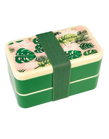 Lunchbox bento, Tropikalne palmy, Rex London