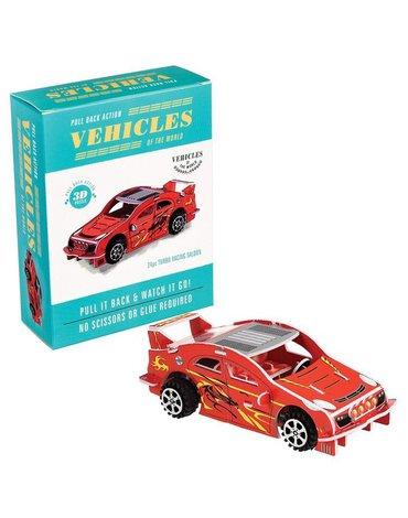 Samochód wyścigowy Zrób-To-Sam, Rex London
