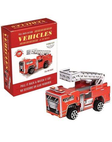 Wóz strażacki Zrób-To-Sam, Rex London