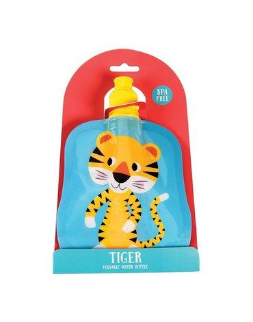 Bidon zwijalny na wodę 200 ml, Tygrys Teddy, Rex London