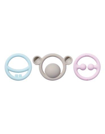 Moluk - Gryzaki Nigi, Nagi & Nogi - kolory pastelowe