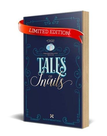 Zestaw prezentowy do paznokci dla dzieci Snails - Tales of snails