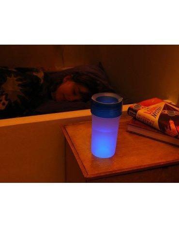 Moduł świecący do kubeczka Litecup - niebieskie