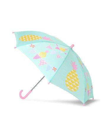 Penny Scallan Design - Parasol, Ananasy, miętowo-różowy, Penny Scallan